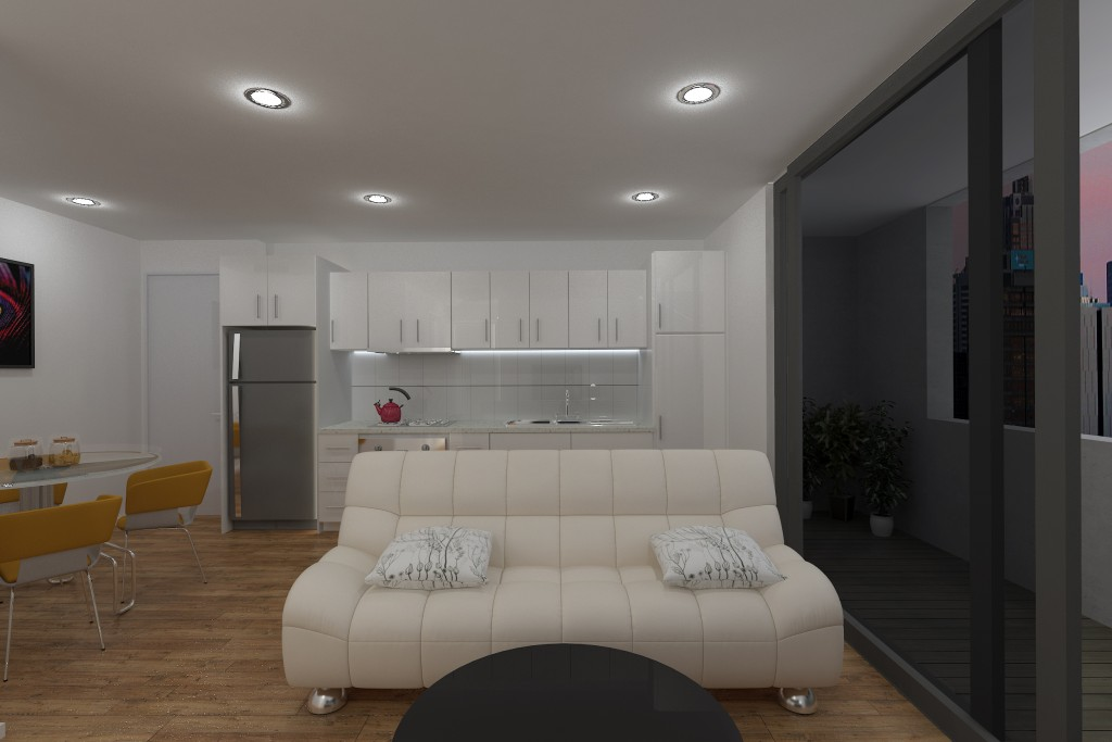 4 Neilson Place - Final Image Kitchen