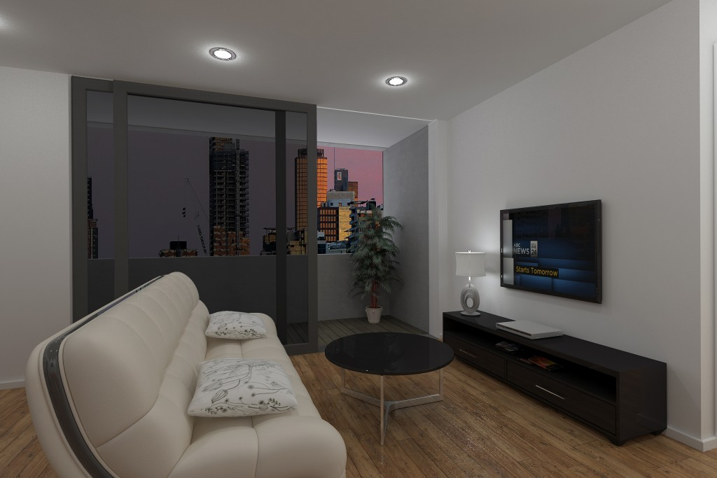 4 Neilson Place - Final Image Living
