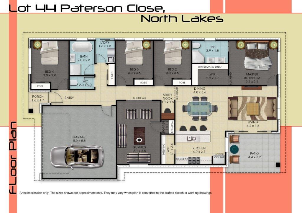 CMA Developments - Floor Plan Brochure