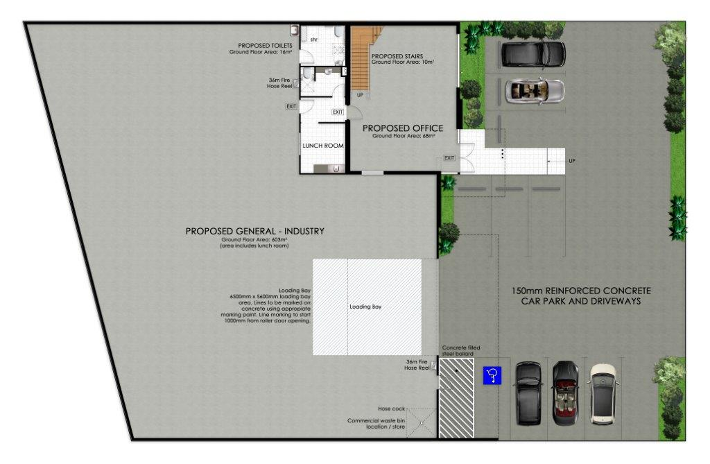 Lot 462 19 Barley Place Canning Vale Ground Floor Plan 1
